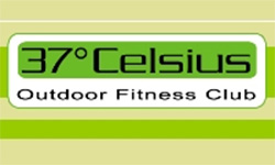 Logo 37° Celsius - Outdoor Fitness Club
